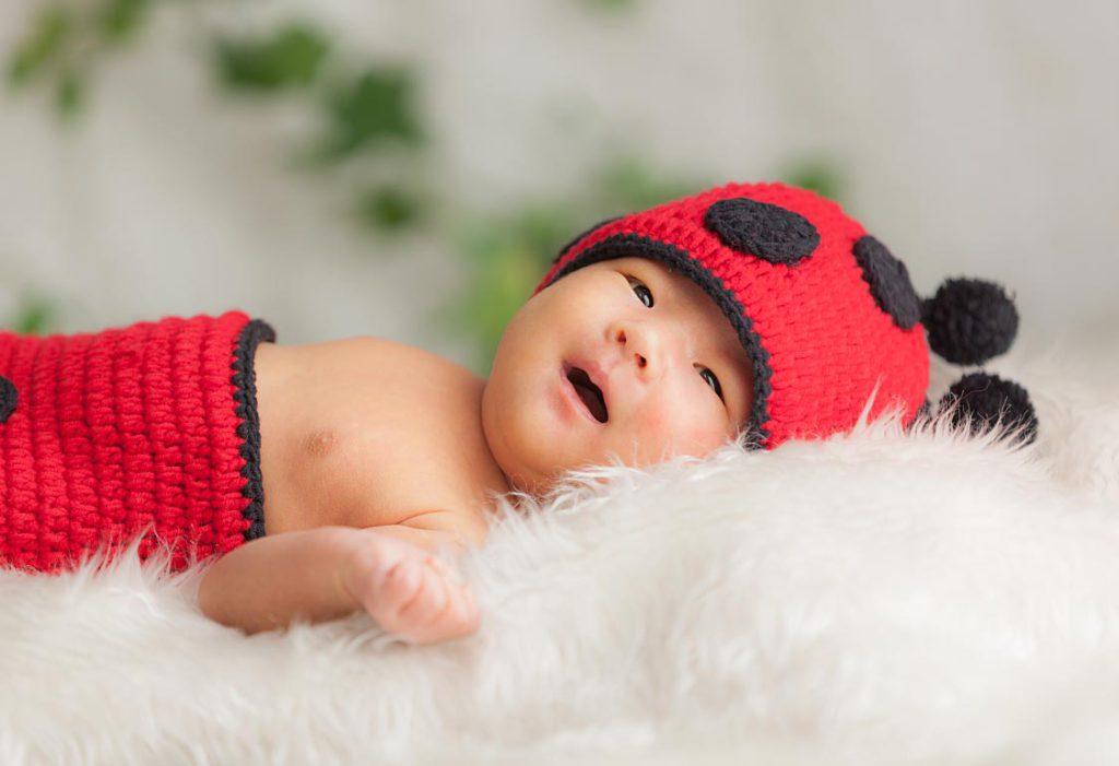 赤ちゃん着ぐるみ撮影