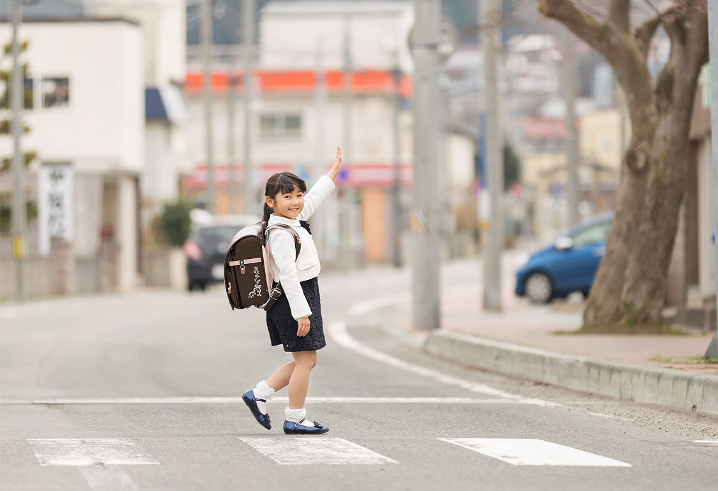 入学-春のロケーション撮影