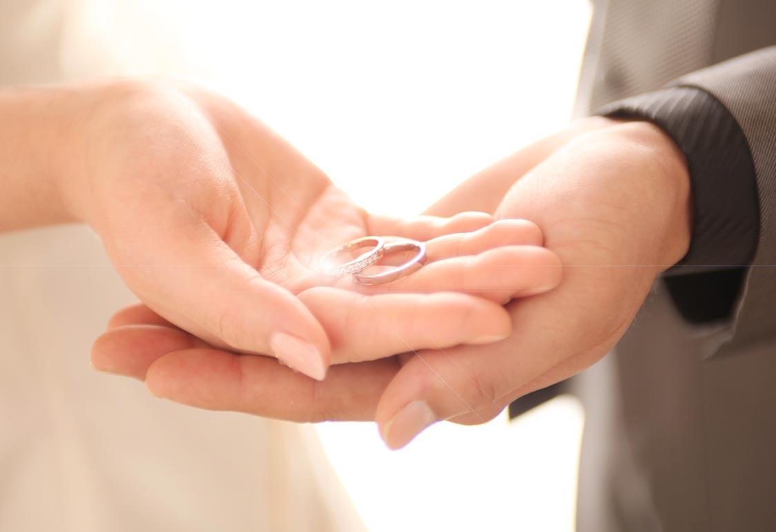 結婚指輪写真