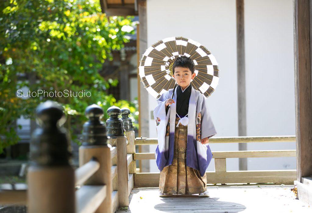 青森県で七五三のロケーション写真なら当店へお任せください!
